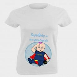 Koszulki ciążowe, SuperBoy,...
